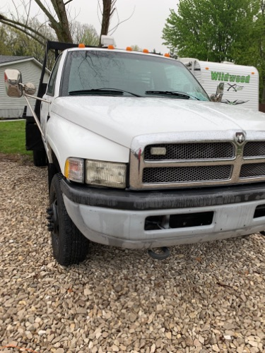 1996 Dodge Ram 3500 Chassis Cab