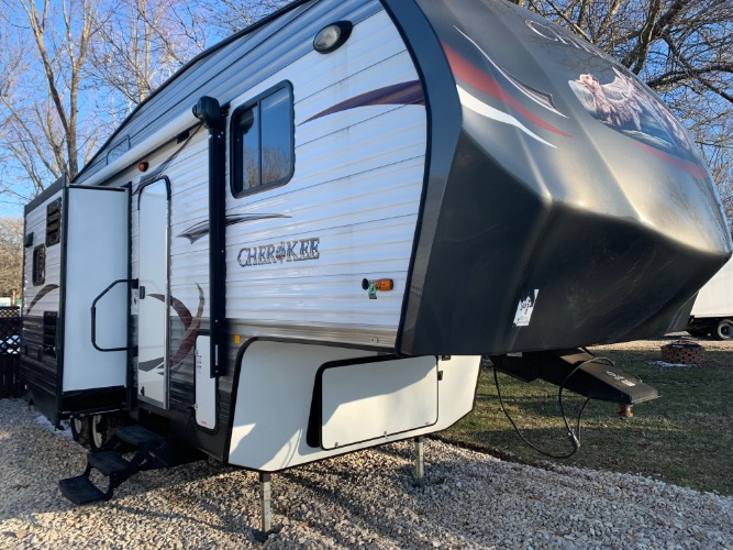 2015 Forest river Cherokee 245ks