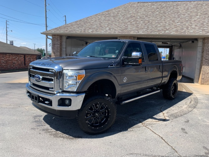 2011 Ford Super Duty F-250 SRW XL
