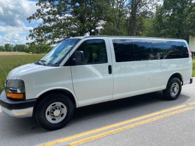 2012 Chevrolet Express Passenger 1LT