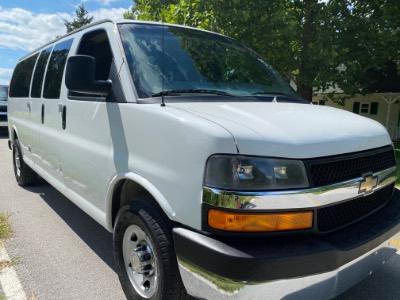 2014 Chevrolet Express Passenger LT