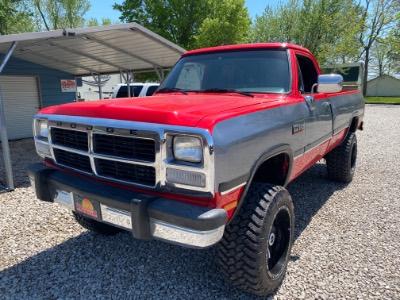 1991 Dodge D250 & W250