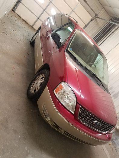 2004 Ford Freestar Wagon Limited
