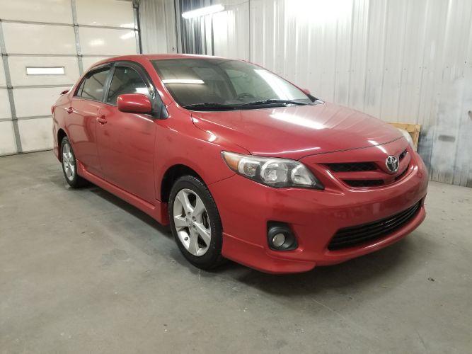 2012 Toyota Corolla Sport