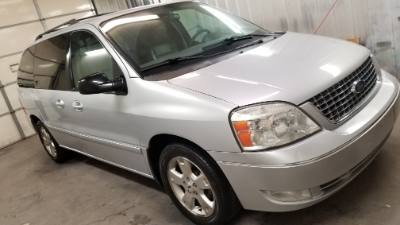 2007 Ford Freestar Wagon SEL