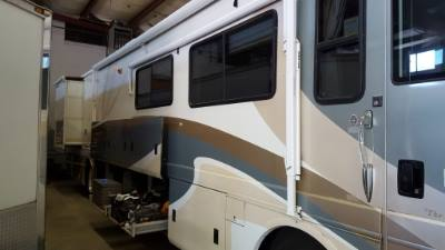 1999 American Eagle 40Ft Class A Motorhome