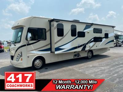 2016 THOR INDUSTRIES ACE 30.2 1 SLIDE CLASS A MOTOR HOME RV CAMPER BUNKS