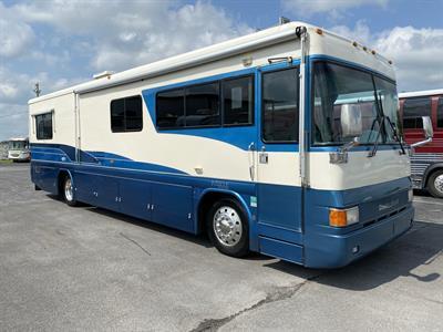 1995 COUNTRY COACH INTRIGUE 36 CLASS A DIESEL MOTOR HOME RV CAMPER CUMMMNS 8.3