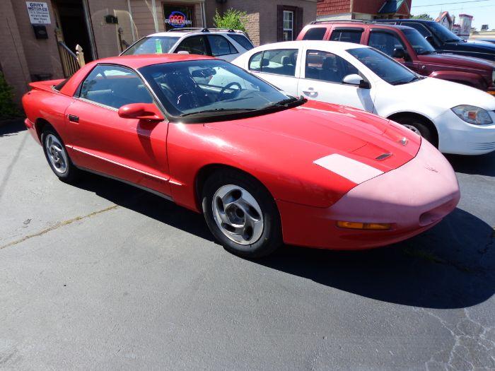 1995 Pontiac Firebird Firebird