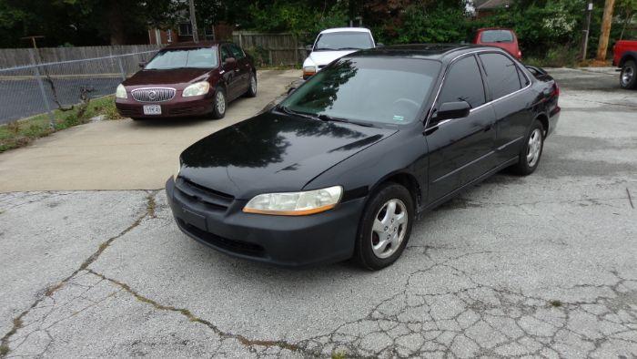1998 Honda Accord Sdn EX