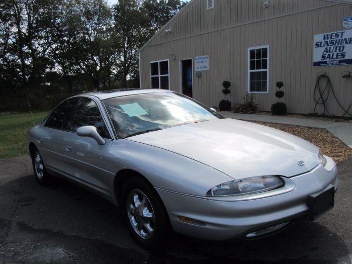 1999 Oldsmobile Aurora