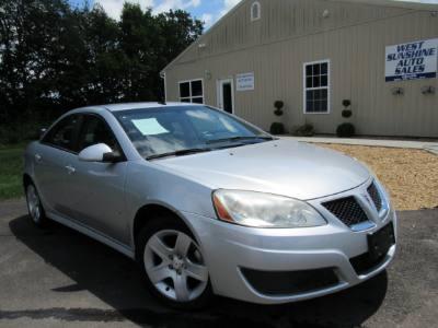 2010 Pontiac G6 w/1SB