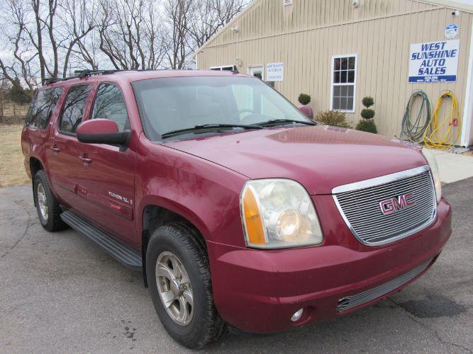 2007 GMC Yukon XL SLT