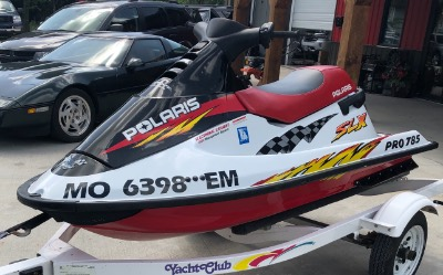 1998 Polaris SLX Pro 785 Sudden Death Racing