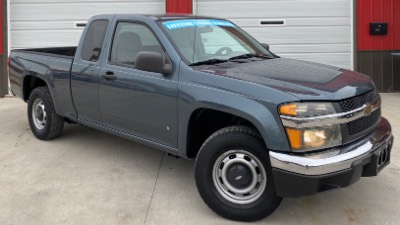2007 Chevrolet Colorado Work Truck