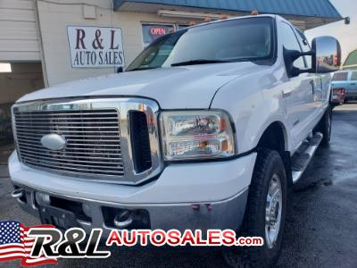 2006 Ford Super Duty F-350 SRW LARIAT