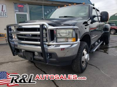 2004 Ford Super Duty F-350 DRW LARIAT