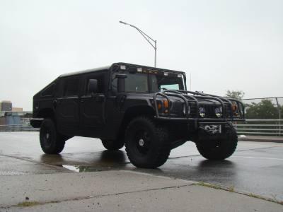 2000 AM General Hummer Slantback