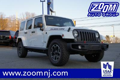 2015 Jeep Wrangler Unlimited Rubicon Hard Rock