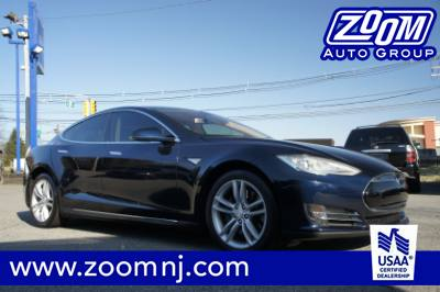 2013 Tesla Model S S85