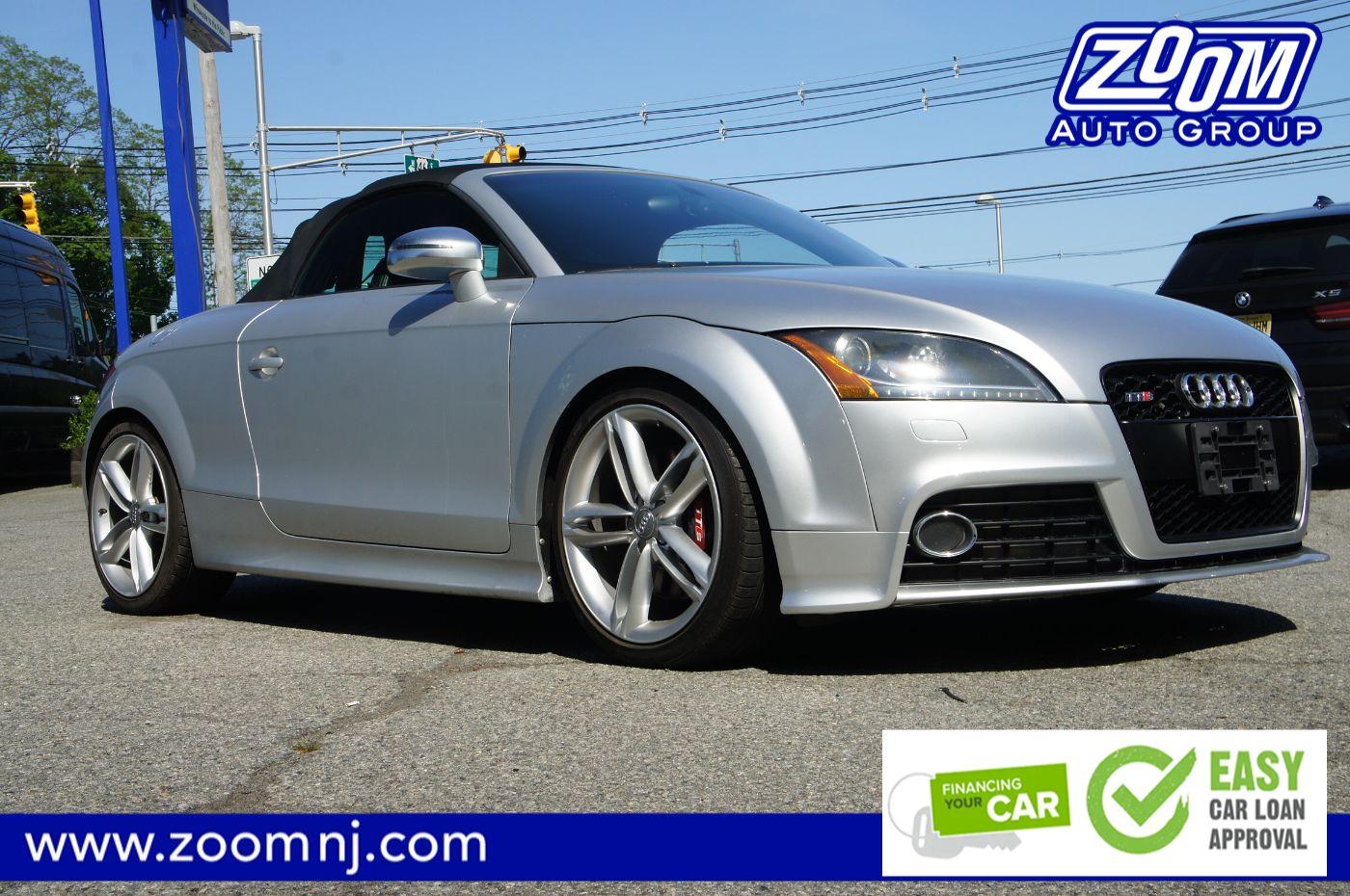 2009 Audi TTS Prestige