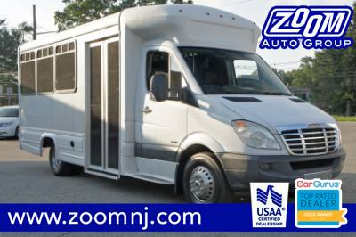 2013 Mercedes-Benz Sprinter 3500 Passenger High Top