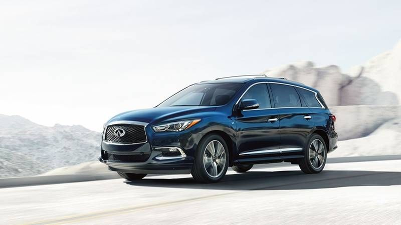 2019 Infiniti QX60 Luxury