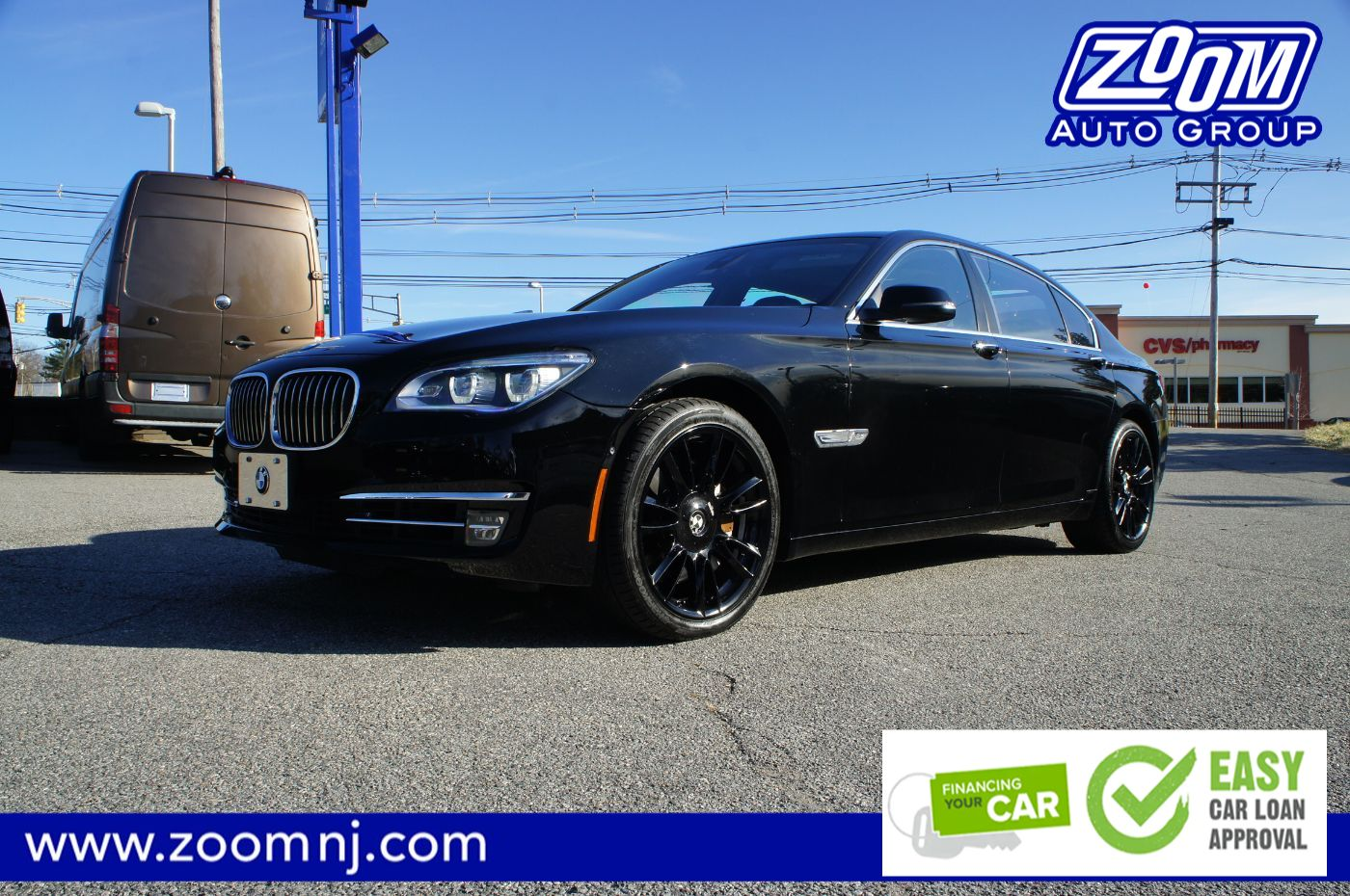 2015 BMW 7 Series 760Li