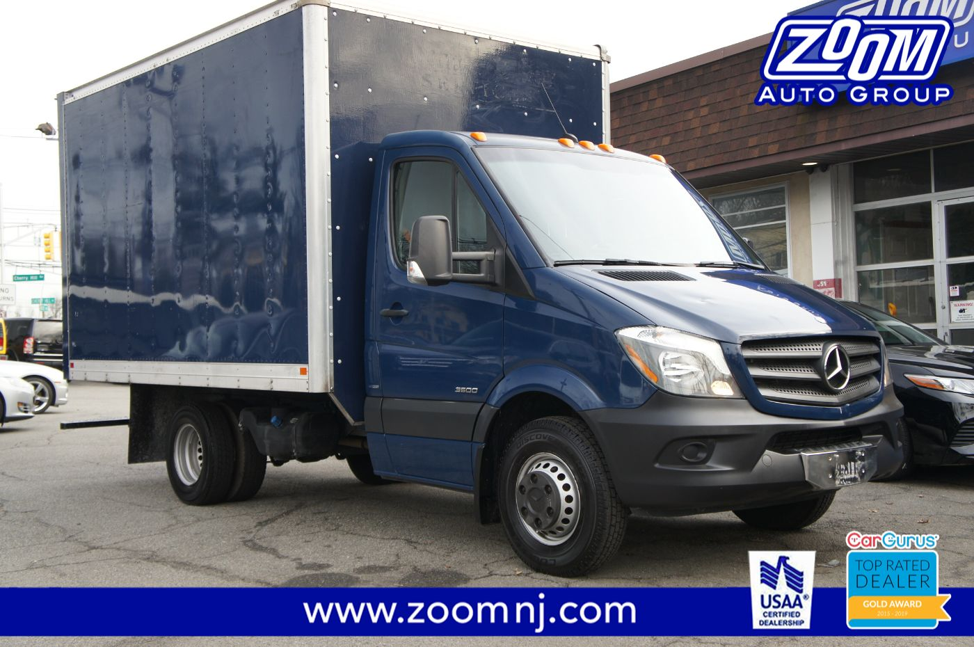 2014 Mercedes-Benz Sprinter Chassis-Cabs 3500