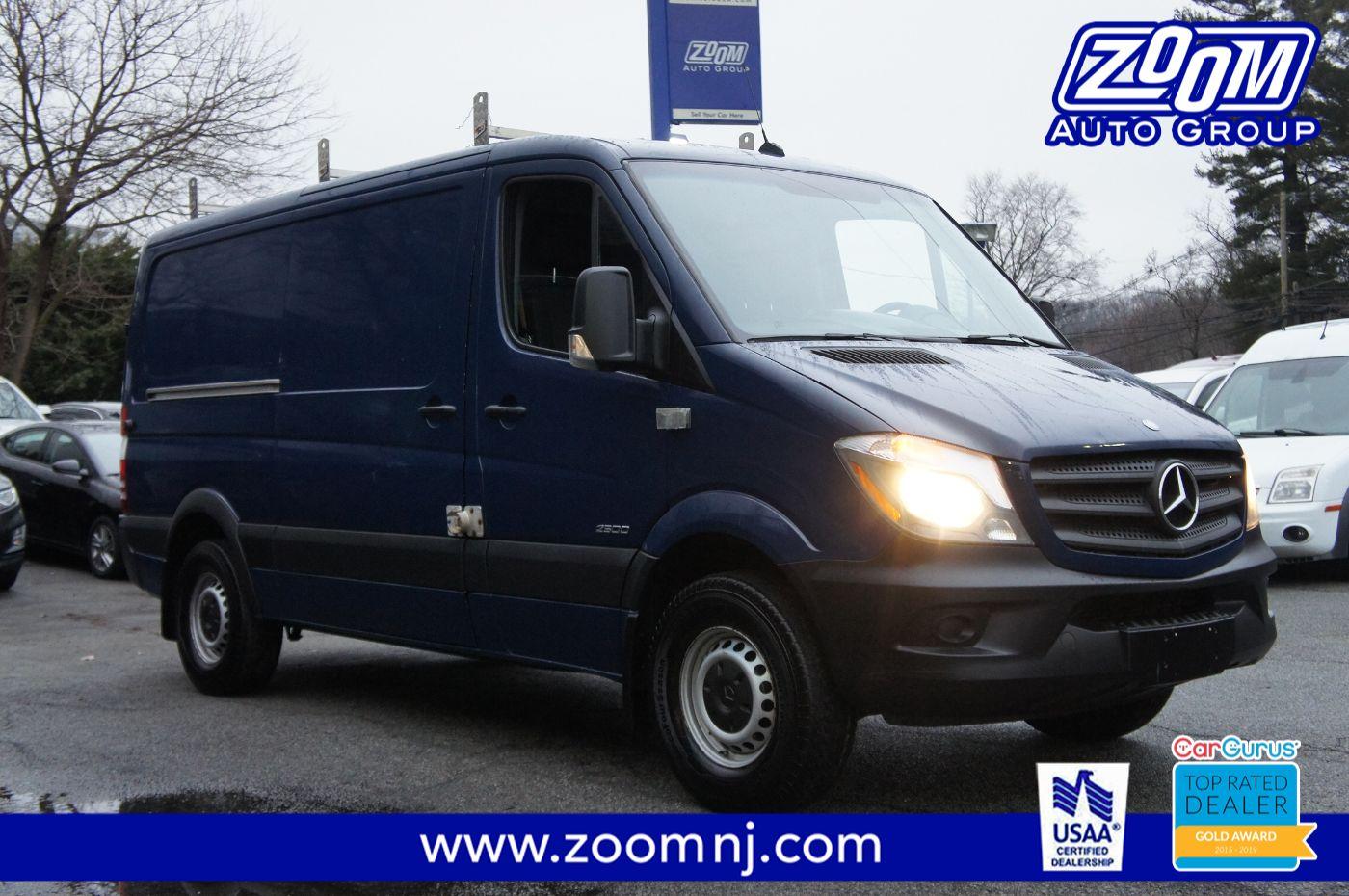2014 Mercedes-Benz Sprinter Cargo Vans 2500 144