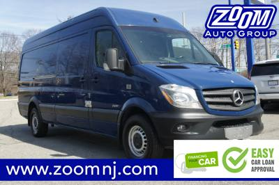 2015 Mercedes-Benz Sprinter Cargo Vans EXT