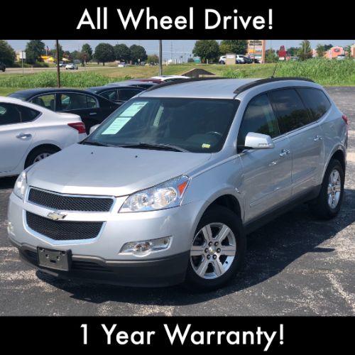 2012 Chevrolet Traverse LT w/ 1LT AWD
