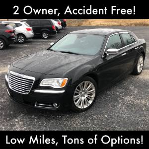 2012 Chrysler 300C Luxury Series 5.7L RWD