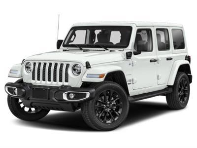 2021 Jeep Wrangler 4xe Unlimited Sahara High Altitude