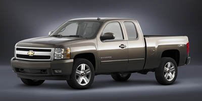 2007 Chevrolet Silverado 1500 LT w/2LT