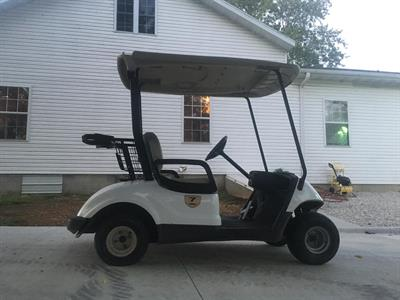 2008 Yamaha YDRA Gas Golf Cart