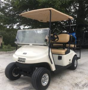 2014 EZ-GO 48 Volt Electric Golf Cart