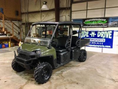 2012 Polaris Ranger Diesel Crew