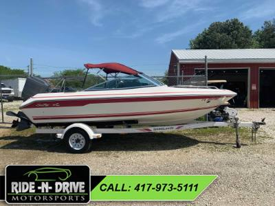1991 Sea Ray Boat, Sho Trailer, Mari Outboard Motor