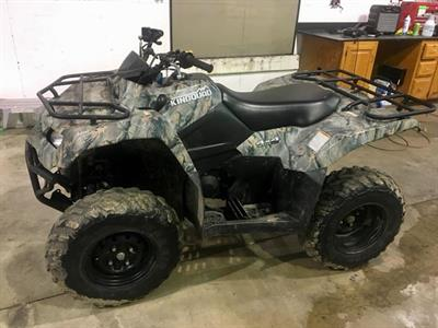 2012 Suzuki King Quad 400