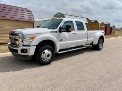 2011 Ford Super Duty F-450 DRW XL
