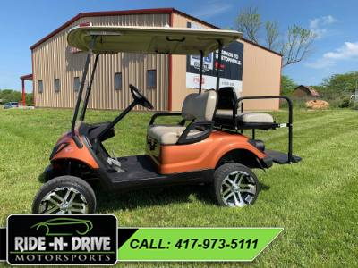 2014 EZ-GO Gas Golf Cart