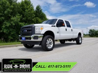 2014 Ford Super Duty F-350 SRW FX4