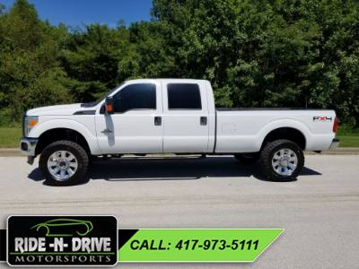 2015 Ford Super Duty F-250 SRW FX4