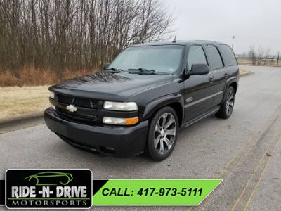 2004 Chevrolet Tahoe Joe Gibbs Performance Edition