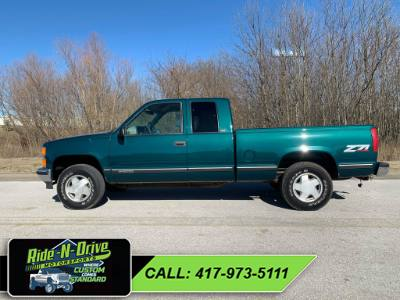 1996 Chevrolet C/K 1500 Series 4WD