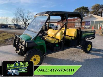 2018 John Deere Gator XUV 855 MS4