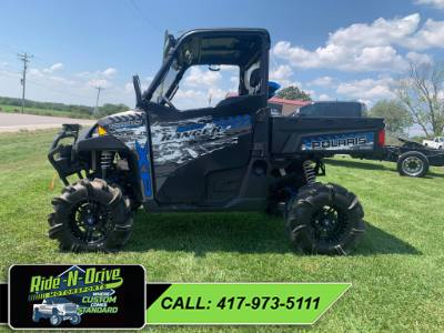 2017 Polaris Ranger 1000 High Lifter