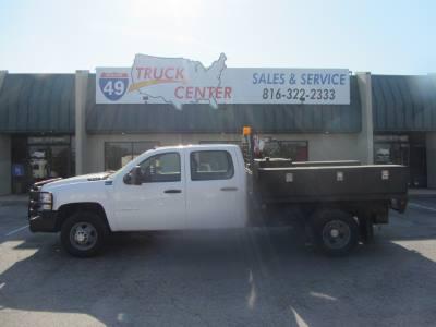2008 Chevrolet Silverado 3500HD DRW Work Truck