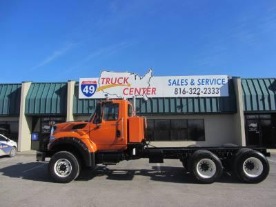 2012 International 7600